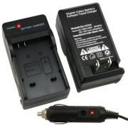 Replacement Travel Charger for Canon LP-E6 Battery, Including Car Adapter.