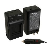 Progo Canon CG-800 Equivalent Charger for BP-807 BP-808 BP-809 BP-819 BP-827 Camcorder Battery